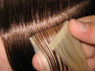 Extension capelli europei o indiani