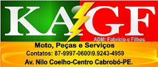 KAGF, Motos, Peças e Serviços.