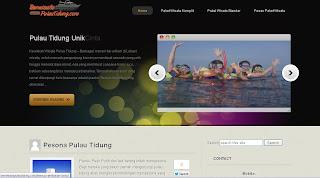 Blog Berwisata Pulau Tidung