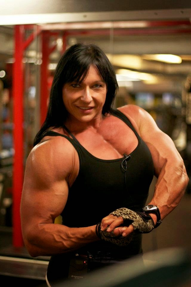 IFBB Professional female Bodybuilder IRENE ANDERSEN - The ...