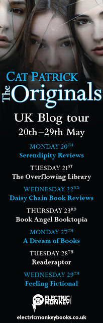 The Originals Blog Tour