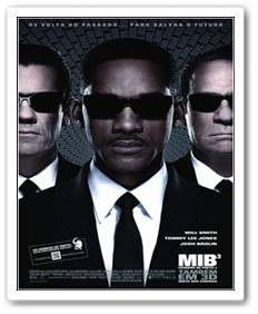 Download MiB Homens de Preto 3 Dublado AVI + RMVB DVDRip
