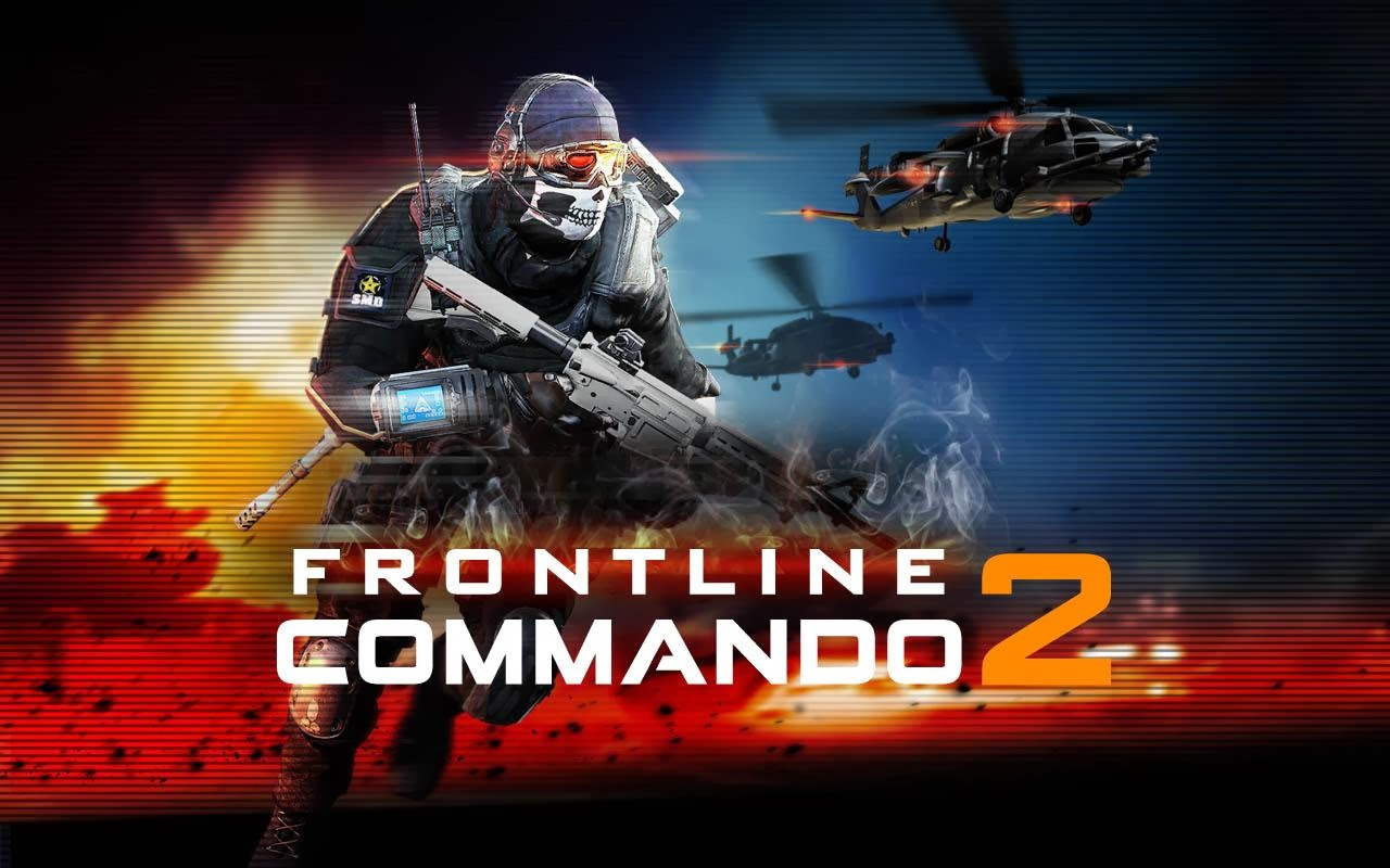FrontLine Commando 2 Apk+Data MOD Unlimited Money