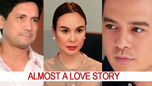 Richard Gomez, Gretchen Barretto, John Lloyd Cruz star in Star Cinema movie Almost A Love Story