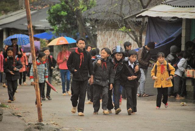Marché minoritaire Sà Phìn, Commune Đồng Văn - Photo An Bui