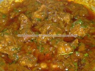 Pakistani Kadai Chicken