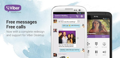 Viber : Free Messages &amp Calls