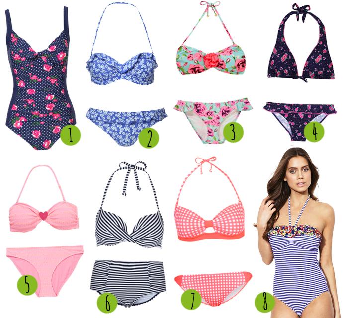 Pretty Wild Things Swimwear Love List