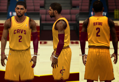 Tighter Jersey Uniforms Patch for NBA 2K14