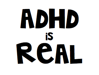 Musings of a 21st Century Stay At Home Mum: ADHD Awareness? How ...