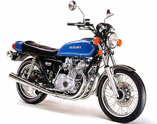 Suzuki | Kawasaki | Harley Davidson: Suzuki Gs 750 ...