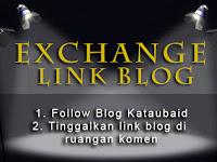 Exchange Link Blog by Kataubaid !