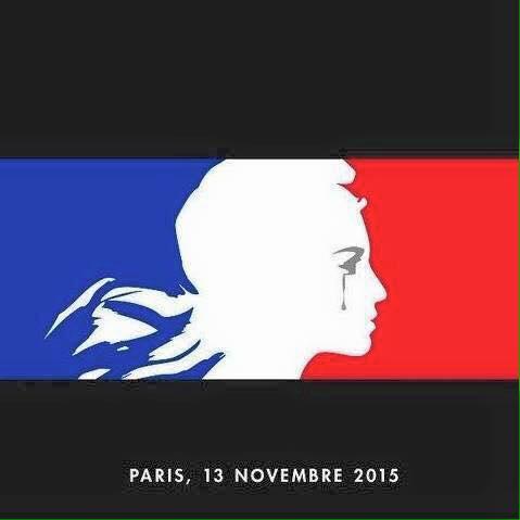la France pleure
