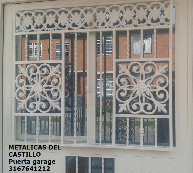 Metalicas ornamentaciones del castillo metalicas - Puertas metalicas jardin ...