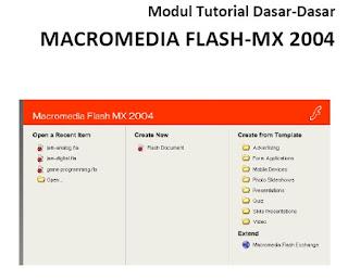 Belajar Flash Dasar