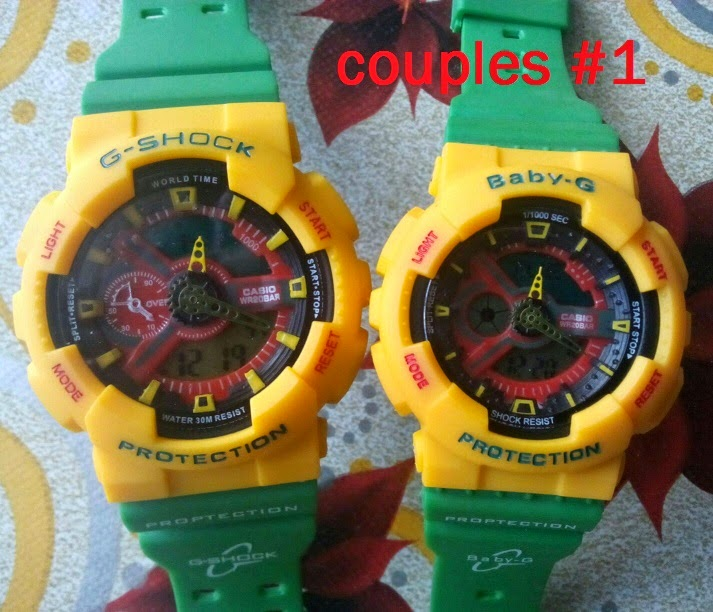 G-Shock Watches for men and women