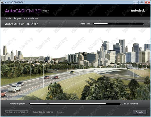 Ver enlace para descargar autocad civil 3d 2012