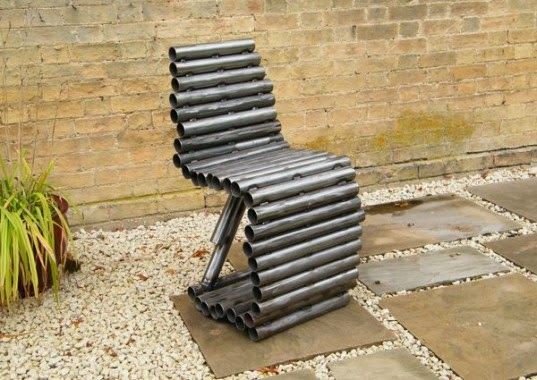 ... Outdoor Furniture- Ideas To Make Outdoor Furniture From Junk,,,,,Wow