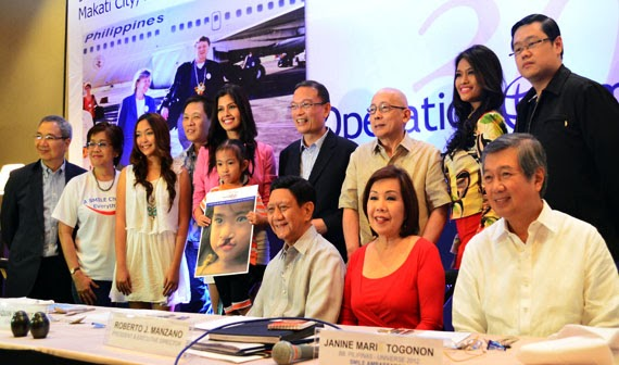 """Operation Smile 30th Anniversary Plans for """"The Journey Home"""""""