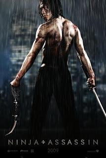 Ver online:Ninja Asesino (Ninja Assassin) 2009