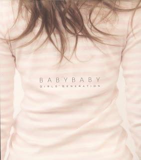SNSD Baby Baby Album Pics 4