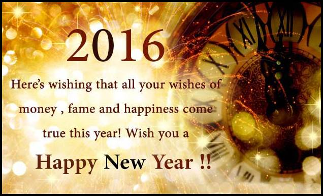 new year e cards in 2016 wishes for family