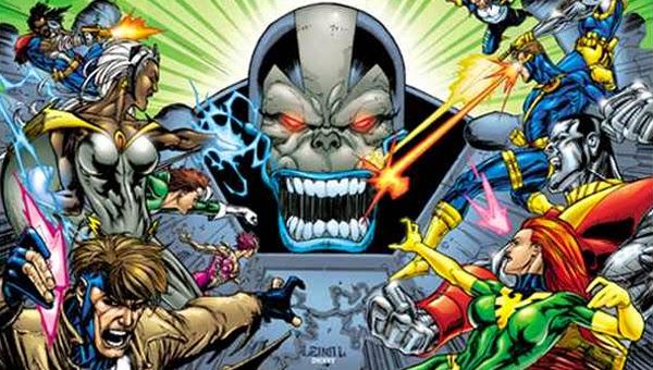 Los X-Men contra Apocalipsis