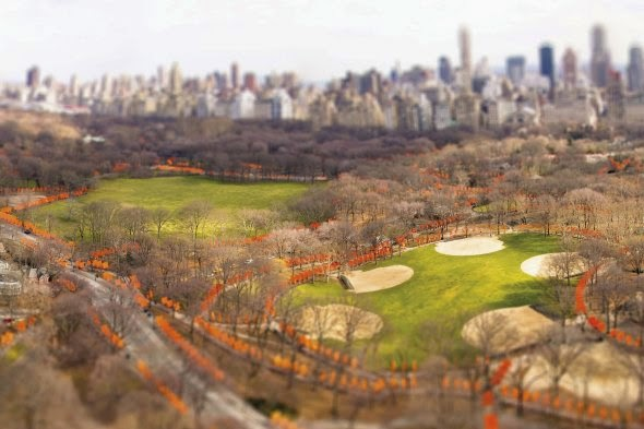 Richard Silver fotografia cidades paisagens tilt shift ny nova york