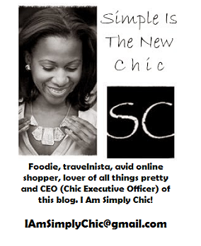 I Am Simply Chic
