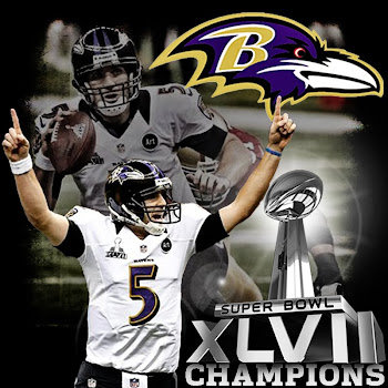 Superbowl MVP - Ravens QB Joe Flacco