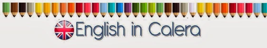 ENGLISH IN  CALERA