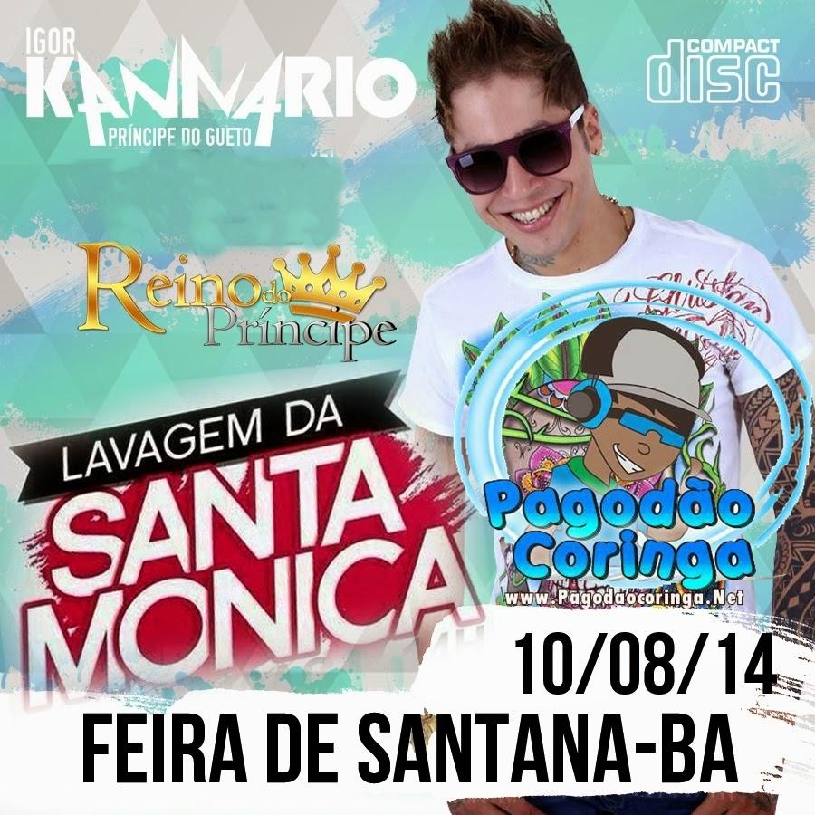 IGOR KANNARIO - LAVAGEM SANTA MONICA -2014
