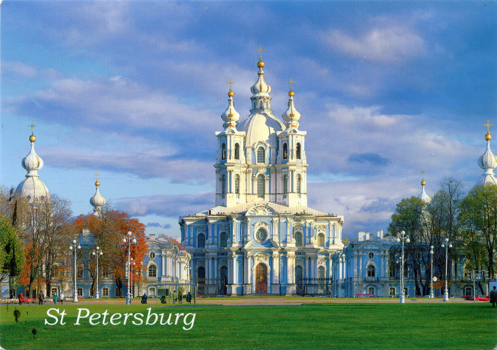 Saint petersburg historic centre of saint petersburg and related
