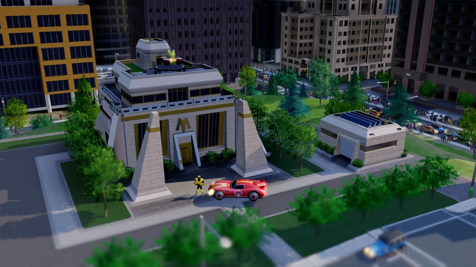 Download Game SimCity 2013 Simulasi PC Terbaik 2013 Rangkaian Kata