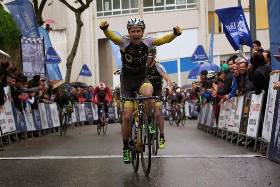 Cycling & Thoughts: Ricardo Vilela na liderança do GP ...