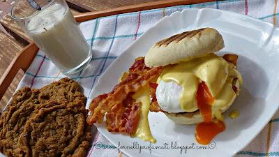 il mio american breakfast per mtc di ottobre.