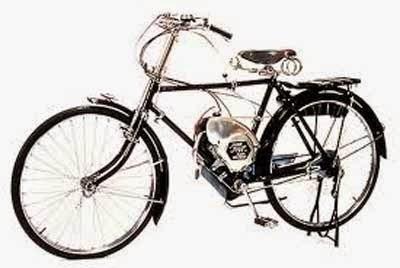 gambar sepeda motor pertama
