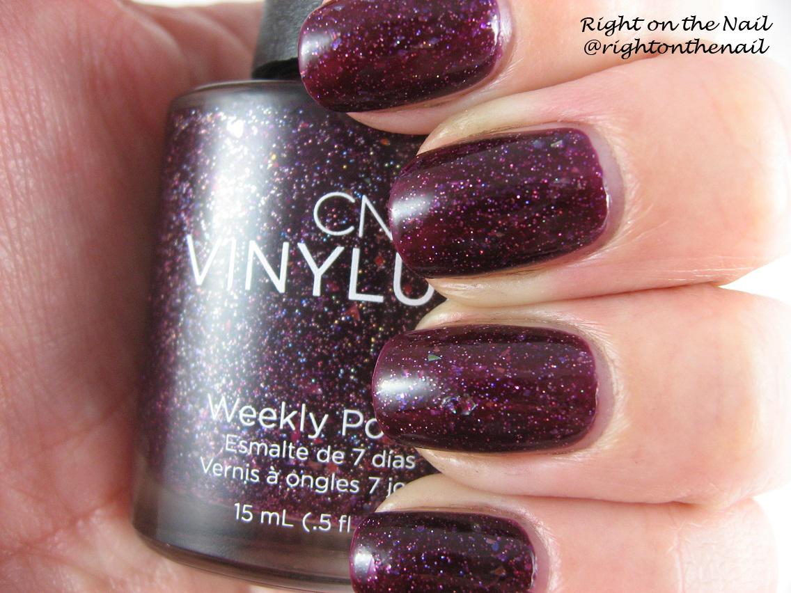 Nail Polish Vinylux Quote Papillon Day Spa