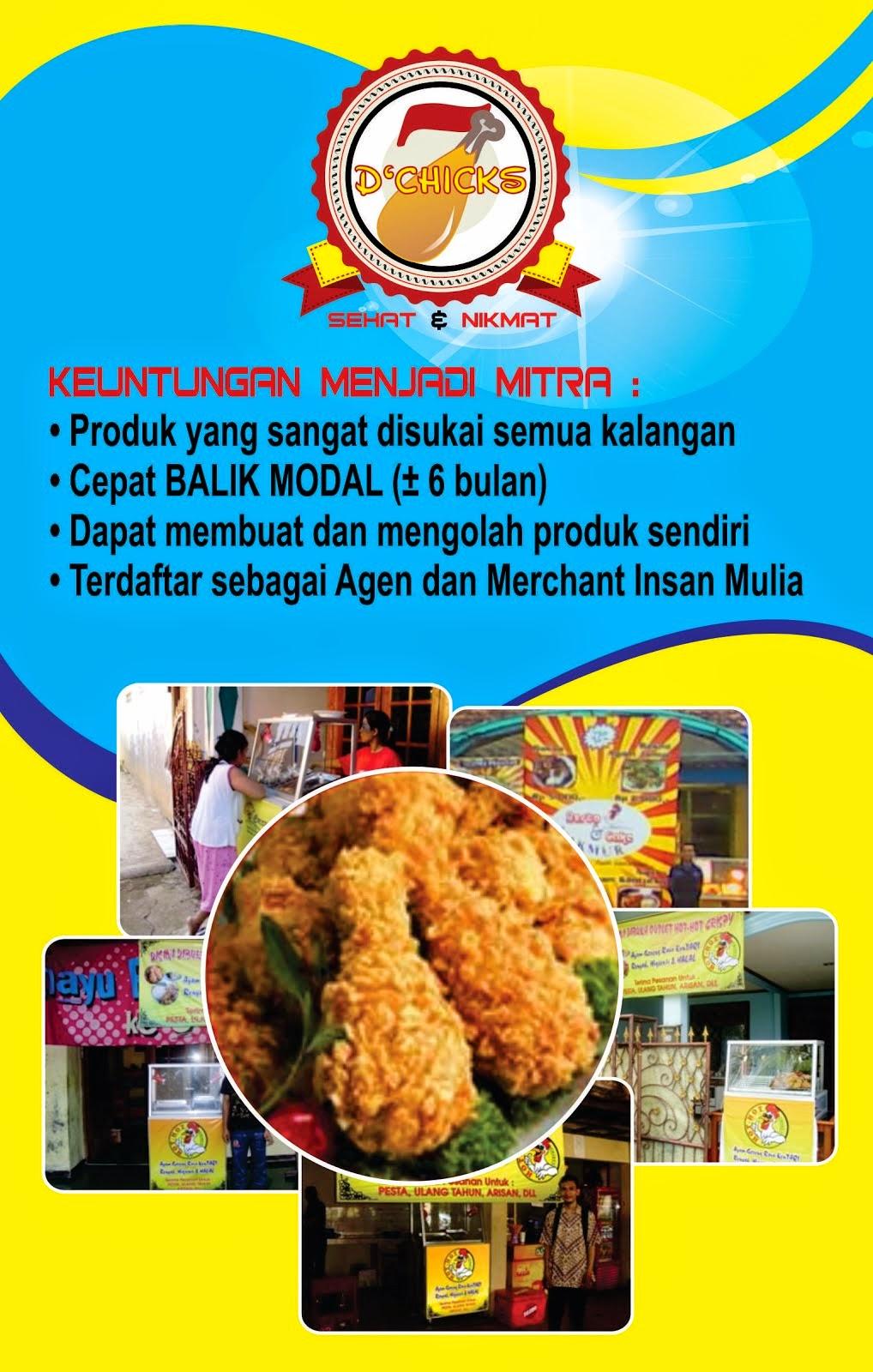 Pembaruan Bisnis Ayam Crispy