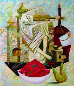 Pintura de Olga