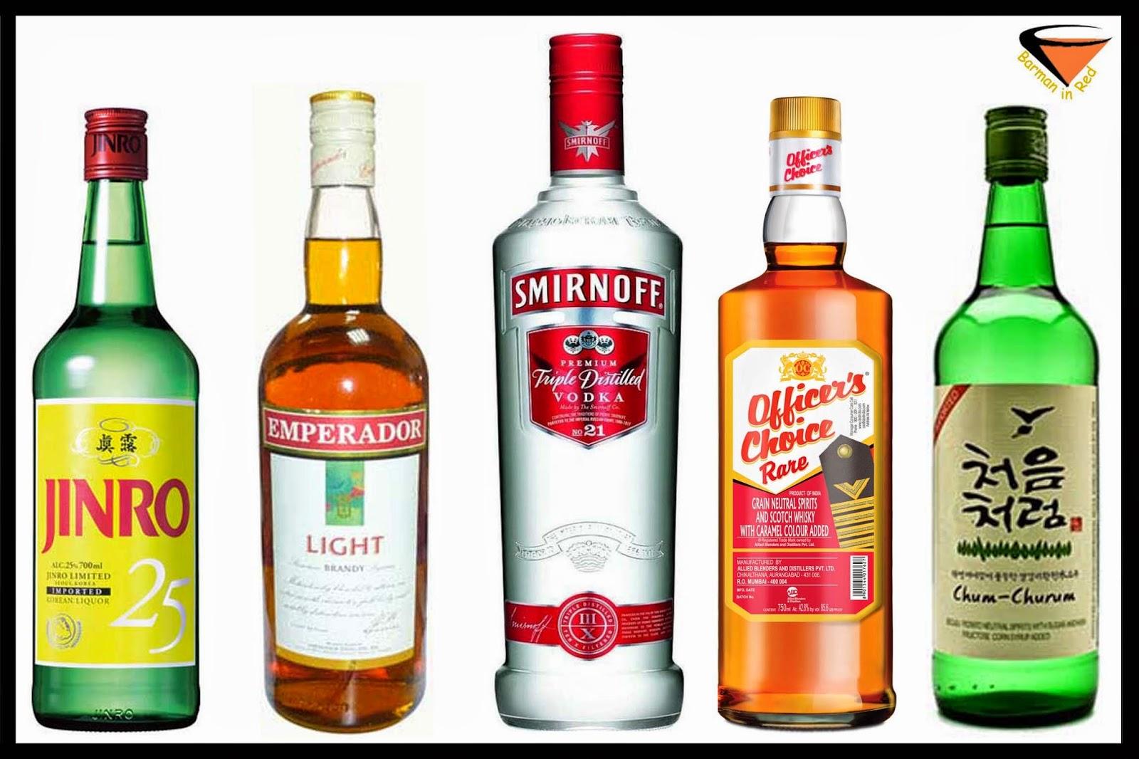 10 bebidas mas vendidas del mundo