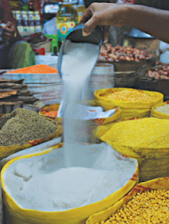 Govt slashes sugar price to Tk 55 a kg