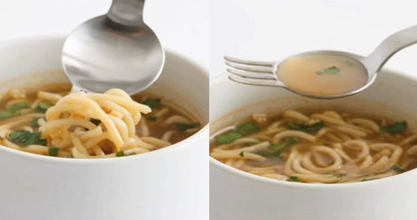 Ramen Spoon and Fork - Spork