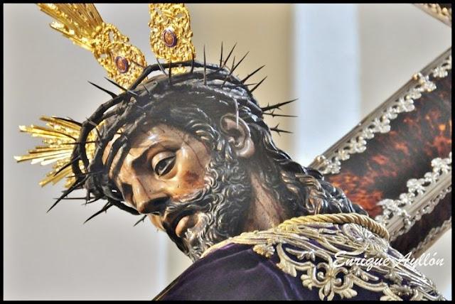 Señor del Silencio Semana Santa Sevilla Madrugá 2013