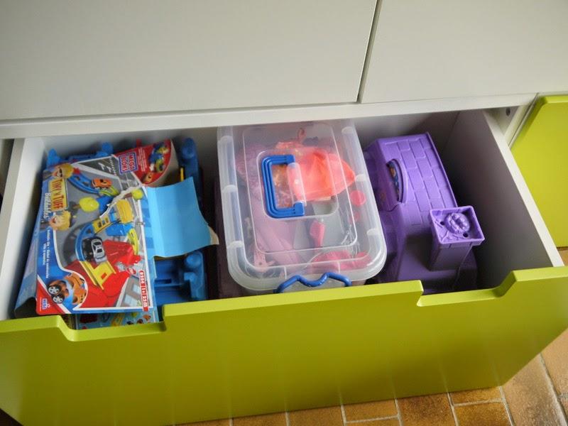 Villa speelmama: 10 praktische opbergtips voor speelgoed