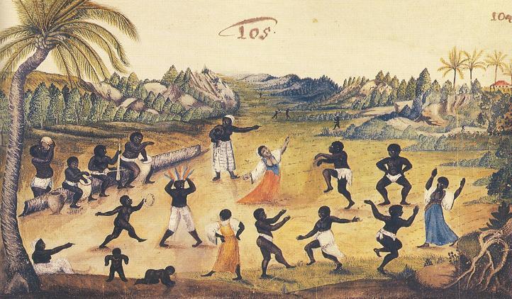 Resultado de imagem para lutas de capoeira dos escravos