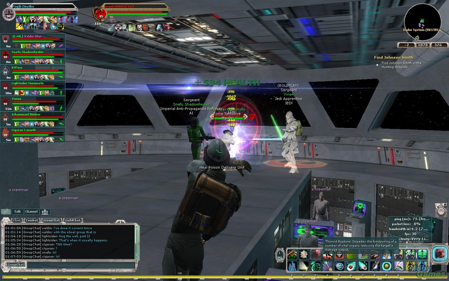 Star War Games Online 103