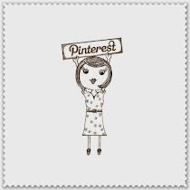 Znajdziesz mnie na Pinterest