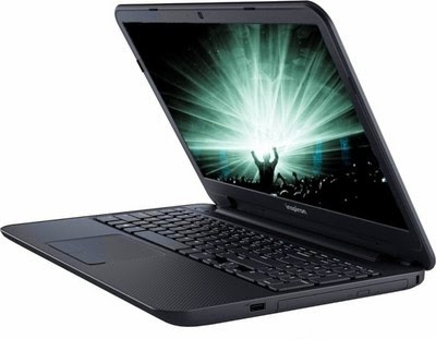 Black Dell Inspiron