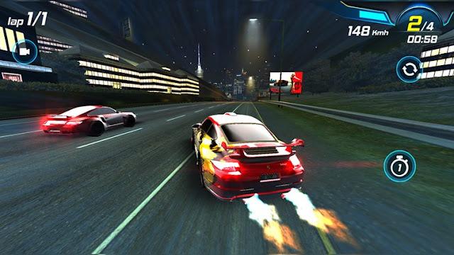 Car Racing 3D: High on Fuel v1.2 Apk Mod [Dinero]